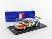 Spark 1/43 Porsche 997 Gt3 Cup - Paul Ricard Sf073