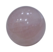 Aatm Reiki Energised Rose Quartz Ball