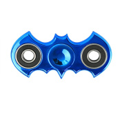 Zip Spinners- Fidget Spinner Batman Toy with Ultra Speed Deep Groove Bearings- Autism Toys Best Boredom Reducer Stress Toy Hand Spinner Fidget Toy for Kids & Adults