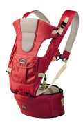 OGTOP Smart Multi-functional Summer New Baby Strap Luggage Polyester ,Red