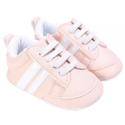 Nicholco Newborn Baby Boys Girls Soft Sole Infant Prewalker Toddler Sneaker Shoes