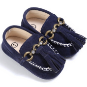 Nicholco Baby Boys Girls Moccasin Sandals Loafers Soft Sole Flats Boat Shoes