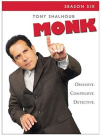 Monk: Season 6 [Region 4]