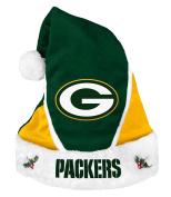 NFL Green Bay Packers 2014 Colorblock Santa Hat