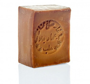 """Olive Oil Soap """"Aleppo"""" 45% Oliveoil & 55% Laurel Oil, 200 g - for skin, hair, body and face natural soap"""