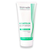 Biotrade Keratolin Body Lotion 200 ml, with 8 Percent Urea for Dry and Itching Skin, Soothes Itching , Deeply Hydrates the Skin