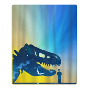 Dinosaur Space View Quick-drying Pool Beach Towel Travel Bath Towel For Kids