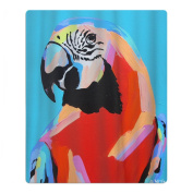 Colourful Parrot Bird Quick-drying Pool Beach Towel Travel Bath Towel For Kids