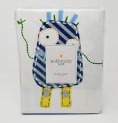 Authentic Kids Shower Curtain - Monsters - 180cm x 180cm