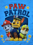 Paw Patrol Here To Help 100% Microfiber (COMFORTER ONLY) Size TODDLER Boys Girls Kids Bedding