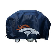 Rico Industries NFL Broncos Deluxe Grill Cover