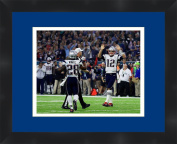 James White Super Bowl LI (51) 2016 New England Patriots 14 X 11Matted Collage Framed Photos Ready to hang