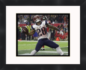 James White Super Bowl LI (51) 2016 New England Patriots 14 x 11 Matted Collage Framed Photos Ready to hang