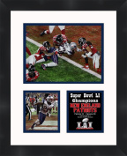 James White Super Bowl LI (51) 2016 New England Patriots 11 x 14 Matted Collage Framed Photos Ready to hang