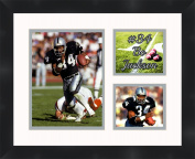 Bo Jackson - Oakland Raiders, Framed 11 x 14 Matted Collage Framed Photos Ready to hang