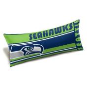 Northwest NFL Seattle Seahawks Seal Body Pillow
