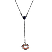NFL Chicago Bears Lariat Necklace 41cm