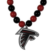 NFL Atlanta Falcons Fan Bead Necklace, 60cm