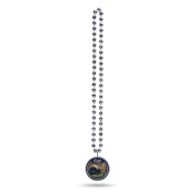 NFL Los Angeles Rams NFL Versa Beads, Silver, 48cm