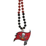 NFL Tampa Bay Buccaneers Mardi Gras Necklace, 90cm