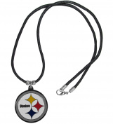 NFL Pittsburgh Steelers Womens Cord Necklace