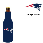 New England Patriots NFL Team Logo Drink Beer Beverage Bottle Insulated Picnic Outdoor Party Beach BBQ Kooler Bottle Cooler - 350ml Classic Bottle