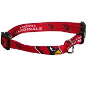 Arizona Cardinals Dog Collar Medium
