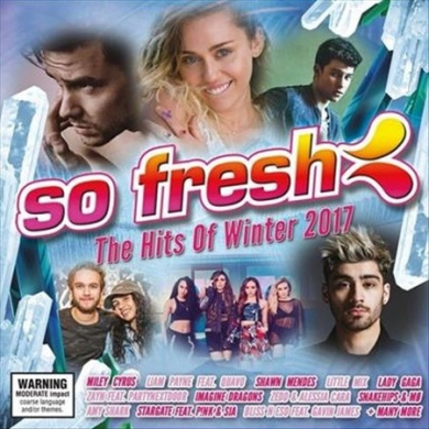 So Fresh: Hits of Winter 2017