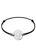 Elli Women 925 Sterling Silver Dreamcatcher Bracelet