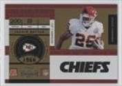 Jackie Battle #59/99 (Football Card) 2011 Playoff Contenders - [Base] - Playoff Ticket #176