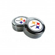 Pittsburgh Steelers Licence Plate Screw Caps