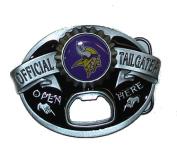 Minnesota Vikings Tailgater (Bottle Opener) Belt Buckle