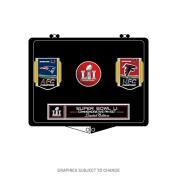 Wincraft Super Bowl LI (51) Patriots vs. Falcons Duelling Pin Set