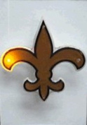 New Orleans Saints NFL Flashing Pin or Pendant