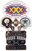 Super Bowl XXX Oversized Commemorative Pin