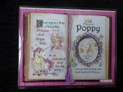 Gift For Poppy Princess Unicorn Mount With Special Verse And Choice Of Photo Frame