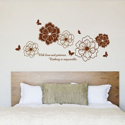 DESY Wall Stickers Wall Decals PVC Wall Stickers