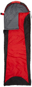 Atipick Saco Con Capucha Punch Bag - Red/Black, Size 1