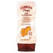Hawaiian Tropic Silk Hydration Lotion with SPF 10, 180ml by Hawaiian Tropic
