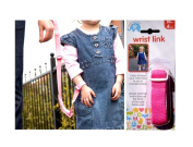 Childrens Safety Wrist Link Pink Safety Walking Strap Baby Safety Security Rein