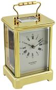 David Peterson Grande Obis Mechanical Carriage Clock, Brass