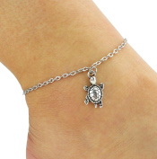 Animal Turtle Foot Chain Anklet Barefoot Beach Foot Jewellery