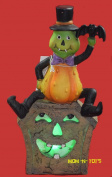 Halloween Ghoul LED Creeper Figurine