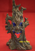 Halloween LED Spooky Tree Figurine