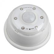 Botrong PIR Auto Sensor Motion Detector Lamp 6 LEDs Light Wireless Infrared Home Outdoor