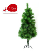 A-SZCXTOP 5 Feet/ 1.5m – Artificial Christmas Tree Festival Easy to Set Up and Disassembly Christmas & New Year Decoration Christmas & New Year Decorative