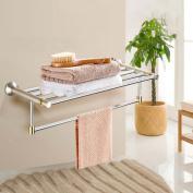 GOUGOU Space aluminium bathroom towel towel rack
