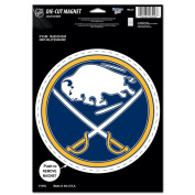 Buffalo Sabres Official NHL 15cm x 23cm Car Magnet by Wincraft 895684