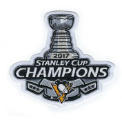 Official 2017 NHL Stanley Cup Final Champions Pittsburgh Penguins Jersey Patch