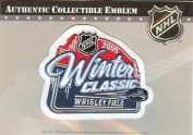 2009 NHL Winter Classic Patch - Detroit Red Wings vs Chicago Blackhawks - Official NHL Licenced
